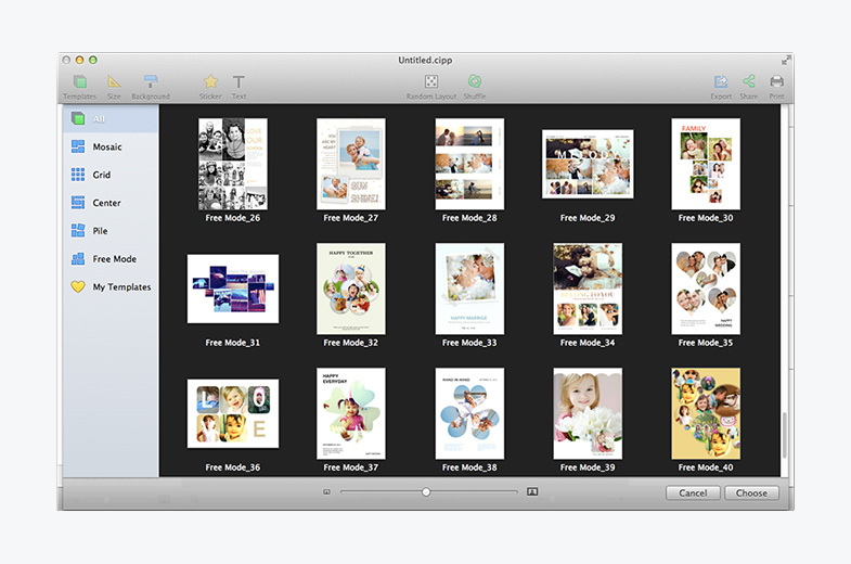 best collage maker for mac to create perfect photo collages every