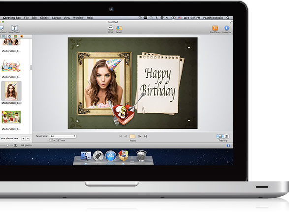 Best Greeting Card Maker For Mac Greeting Box
