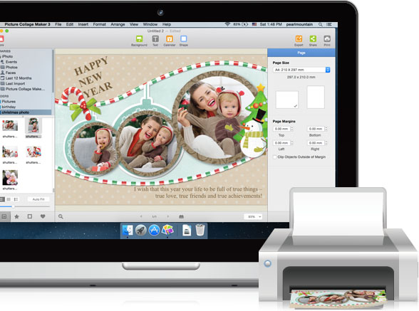 picture collage maker for mac photo collage maker collage software