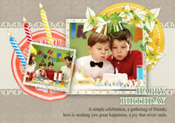 custom birthday greeting cards