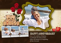 beautiful wedding anniversary cards