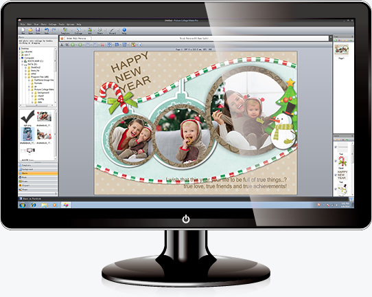 Picture Collage Maker | Photo Collage Software | Collage Creator