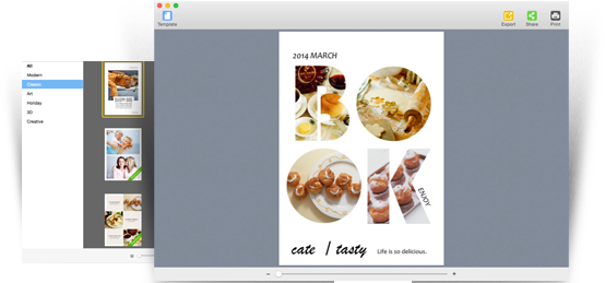an easy and quick poster maker on mac posterist for mac