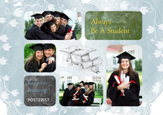 graduation card template