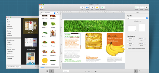 Publisher Plus for Mac screenshot