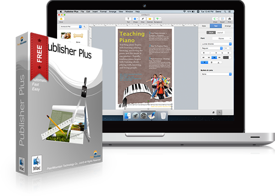 Publisher Plus for Mac Time-limited Giveaway