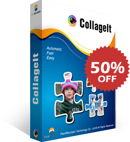 CollageIt for Windows Boxshot