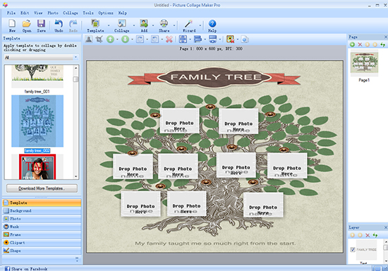 A Family Tree With Abundant Of Family Tree Templates