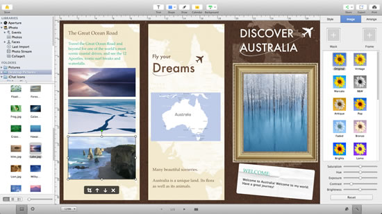 How To Make An Engaging Travel Brochure With Beautiful Travel