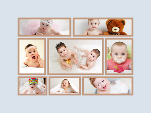 Photo Collage Samples  Templates  Collage Maker For Mac  Make