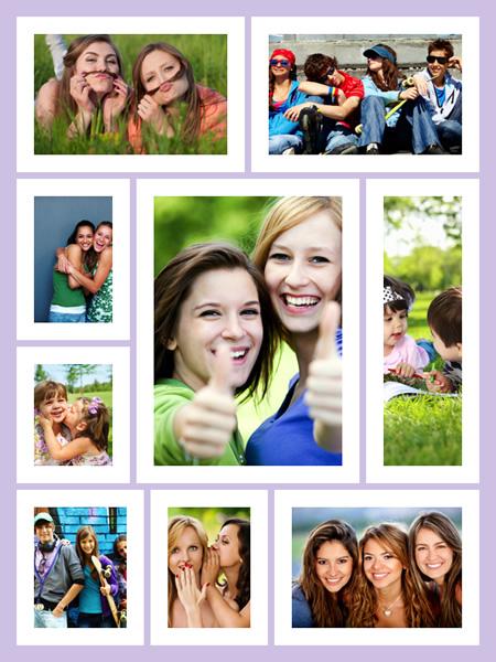 photo collage samples  u0026 templates