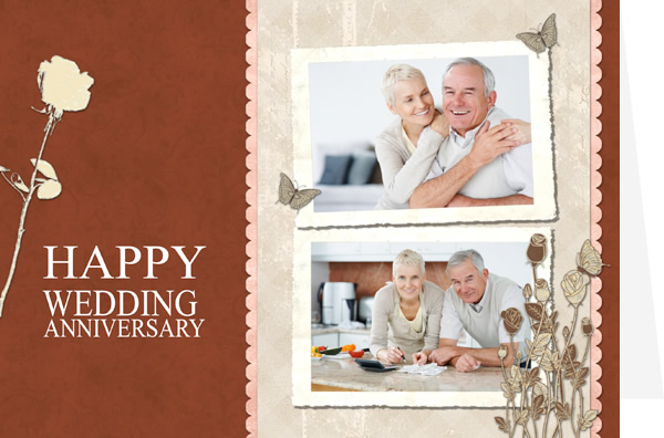 anniversary card templates printable anniversary cards greeting box