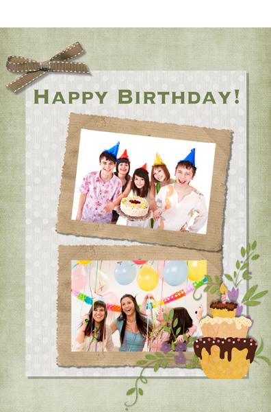 Birthday card templates printable birthday cards greeting box make custom birthday card with happy photos bookmarktalkfo Images