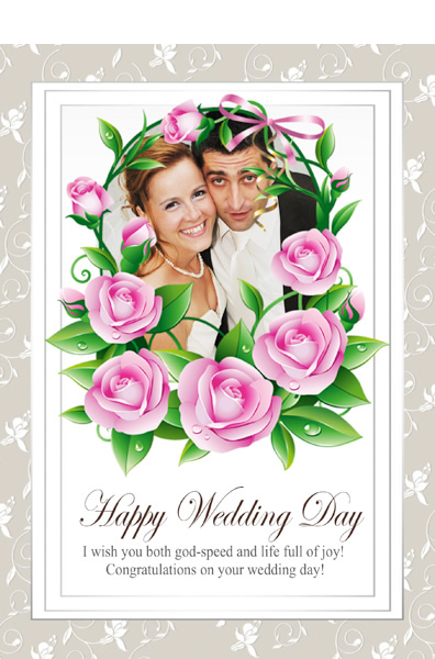 Wedding card templates wedding invitations greeting box for Free greeting card templates for mac