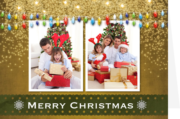 Christmas card templates personalized christmas cards for Free greeting card templates for mac