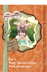 best wishes card for special father