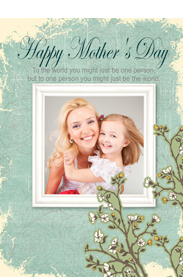 best wishes card for mom on mother's day