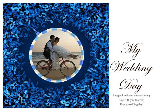 Wedding Card Templates | Greeting Card Builder