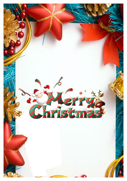 gift of christmas card - Christmas Photo Card Maker