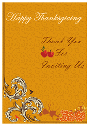 thanksgiving card for mom