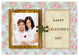 greeting card for valentine