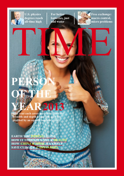 Time Magazine Template Free Download Template of Time Magazine