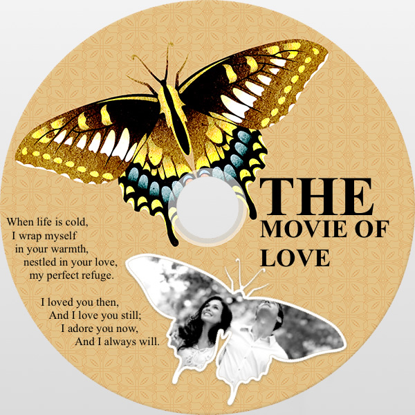 Disk Cover Templates & Samples | CD Cover Maker - Picture Collage Maker