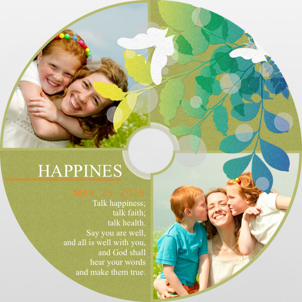 Disk Cover Templates Amp Samples Cd Cover Maker Picture
