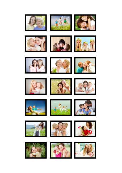 collage maker templates free download - photo collage samples templates picture collage maker