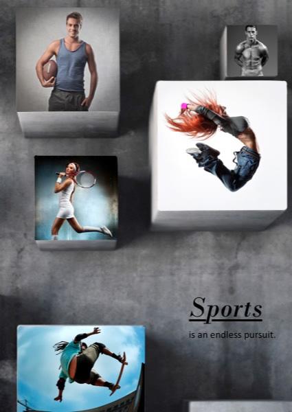 3d poster templates  u0026 samples