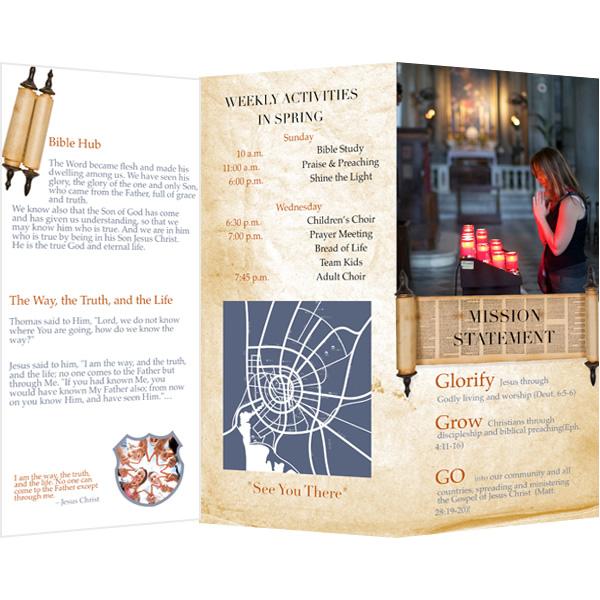 Brochure Templates Amp Samples Brochure Maker Publisher Plus