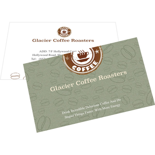 Business card templates sample make business card publisher plus coffee roaster business card template colourmoves