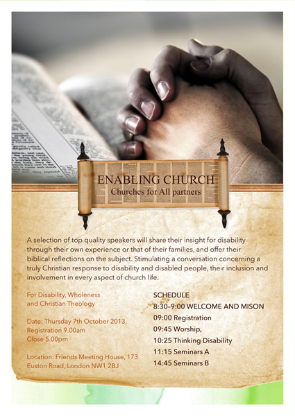 ... Free Flyer Templates For Church ...  Christian Flyer Templates