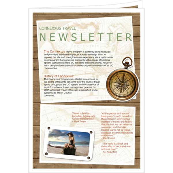 newsletter templates  u0026 samples