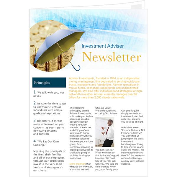 newsletter templates samples newsletter publishing software publisher plus. Black Bedroom Furniture Sets. Home Design Ideas