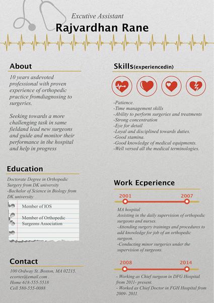resume templates  u0026 samples  u2013 design resume from free