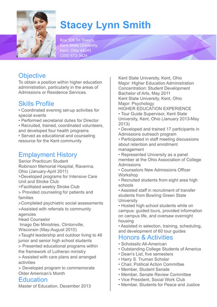 Unique Templates And Samples · Purple Resume Templates And Samples ...