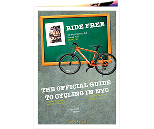 free riding activity brochure