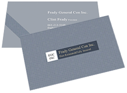 Make your own business cards with the amazing template
