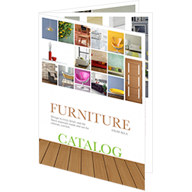 catalog template of beautiful furniture