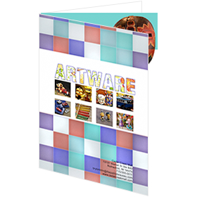 catalog template of artware