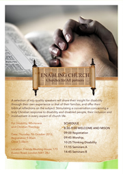 free flyer templates for church