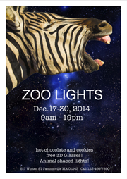 poster templates of zoo