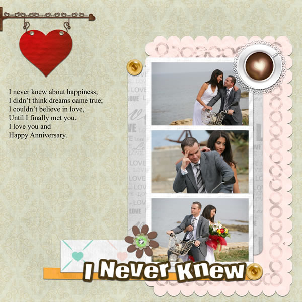 Design Your Scrapbook Online