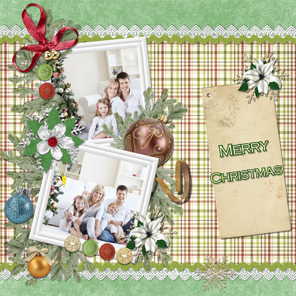 Christmas Collage Maker Online