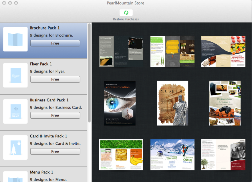Tutorial of publisher plus for mac the page layout software for 3 set page size orientation and margin reheart Image collections