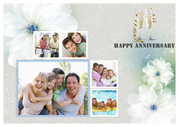 Anniversary Card Templates Addon Pack - Free Download ...